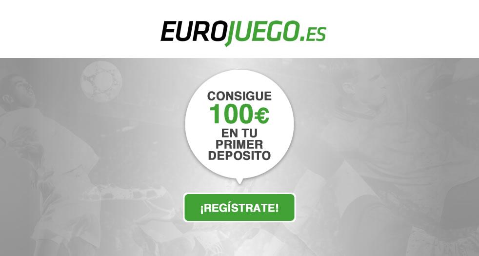 5? sin deposito con Eurojuego