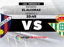Apuesta F?tbol La Liga Santander Huesca vs Real Betis