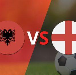 Albania v Inglaterra
