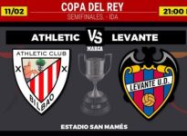 Athletic De Bibao v Levante