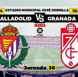 Valladolid v Granada