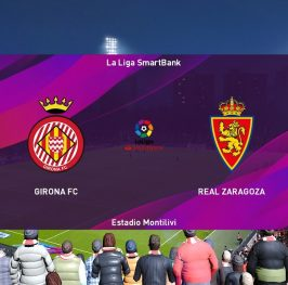 Girona v Zaragoza